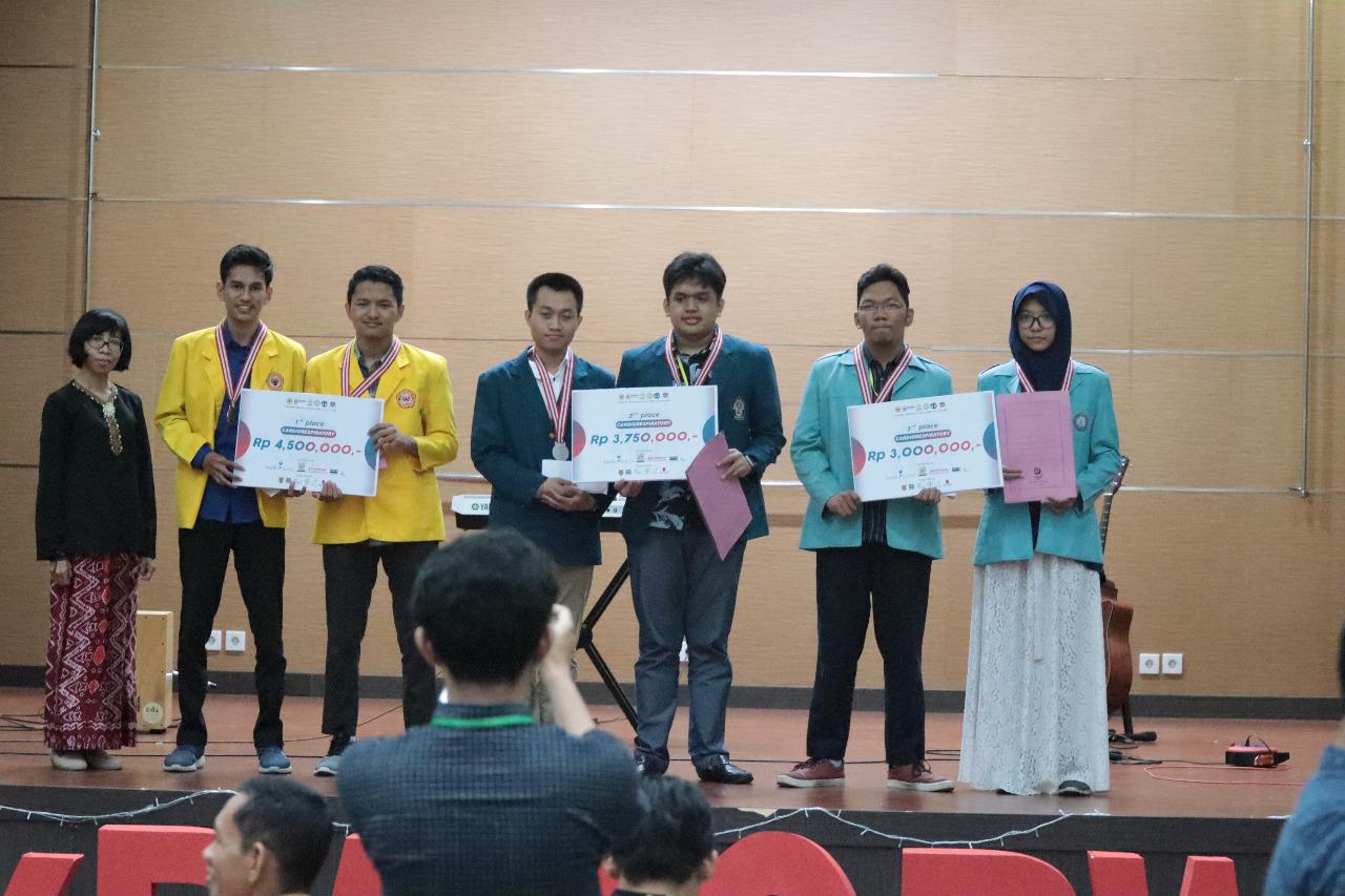 Mahasiswa Raih Juara III Bidang Cardiorespiratory Regional Medical Olympiad