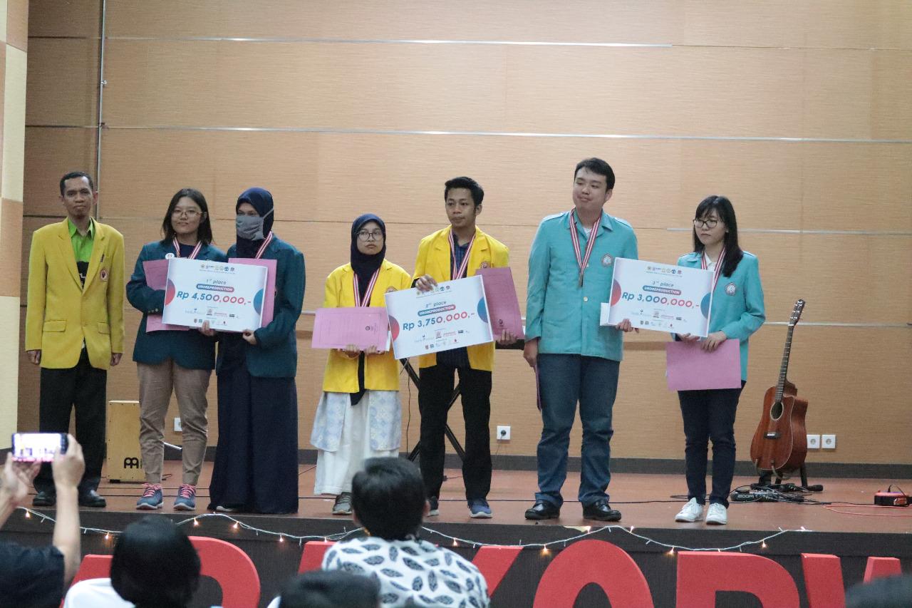 Mahasiswa Raih Juara III Bidang Genitouroreproduksi Regional Medical Olympiad
