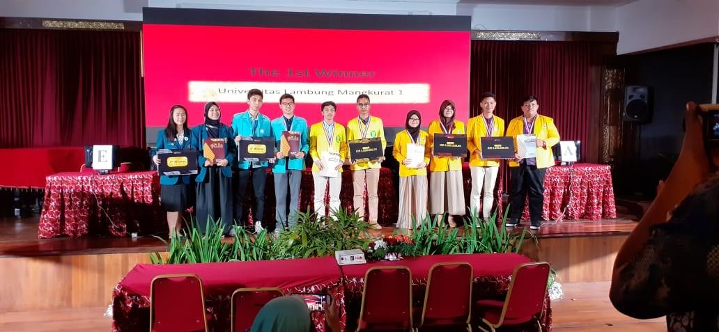 Mahasiswa Raih Juara IV Gadjah Mada International Competition of Anatomy 2019