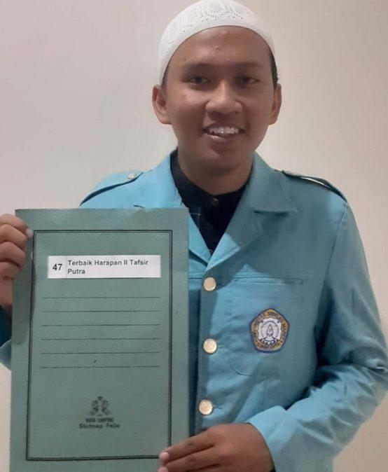 Mahasiswa Raih Juara Tafsir Bahasa Inggris Tk Prov Jawa Tengah