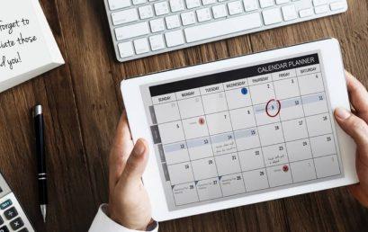 Kalender Akademik 2019/2020 Genap