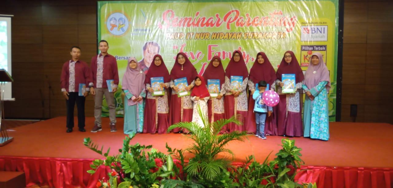 Kaprodi Kedokteran dilantik menjadi wakil ketua komite PAUDIT Nur Hidayah