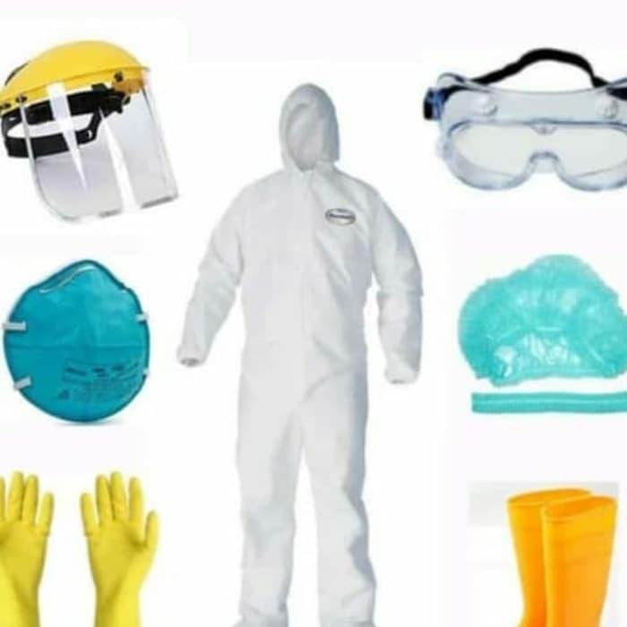 Apa dan bagaimana memakai alat pelindung diri (APD), serta bagaimana kebiasaan new normal di kehidupan sehari-hari??