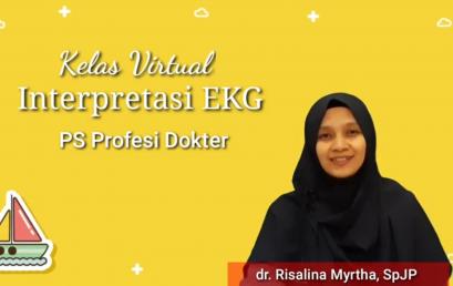 Adaptasi Pembelajaran Daring dengan Tema Interpretasi EKG pada Rotasi Kardiologi dan Kedokteran Vaskuler