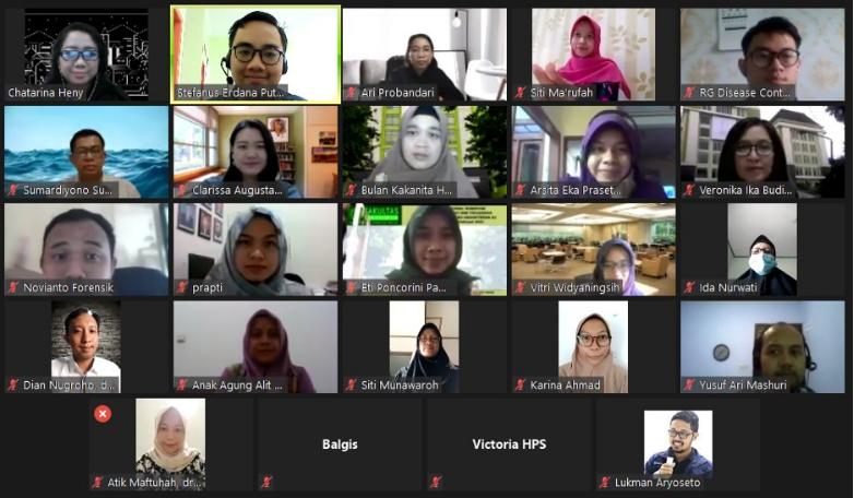 Workshop Daring Teknis Pembuatan Video Pembelajaran dan Pengembangan Aplikasi Epi-SMART