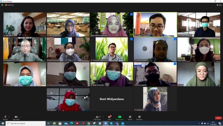 Workshop Sinkronisasi Modul Pembelajaran E-Learning HITIHE FK UNS-FKKMK UGM