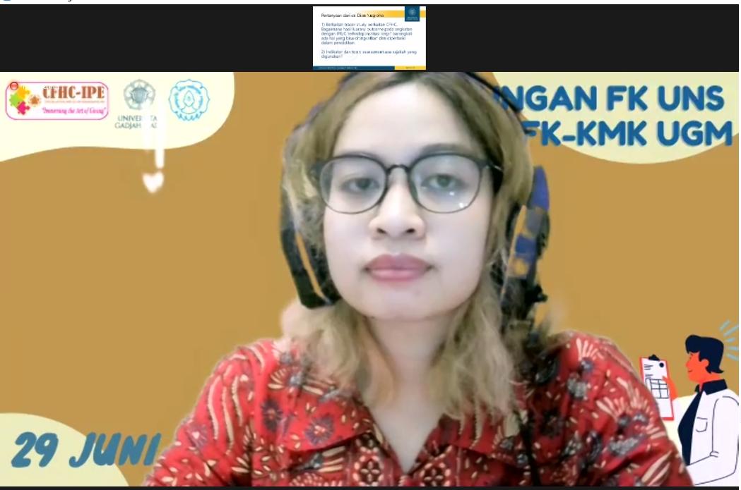 Studi Banding Community and Family Health Care – Interprofessional Education (CFHC-IPE) ke FK KMK UGM